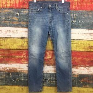 Levi's 511 Jeans Size 33x28 Straight Leg